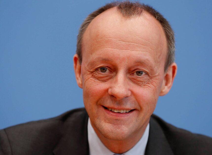 Merz gewinnt Mitgliederbefragung in Frankfurt