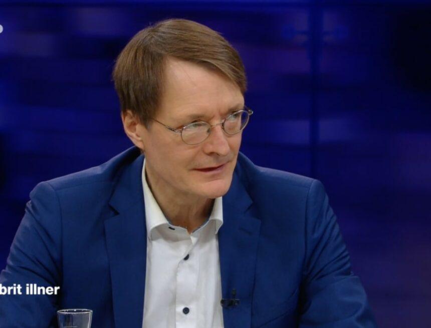 Corona-Tote durch Übergewicht? Karl Lauterbach im Talk bei Maybrit Illner