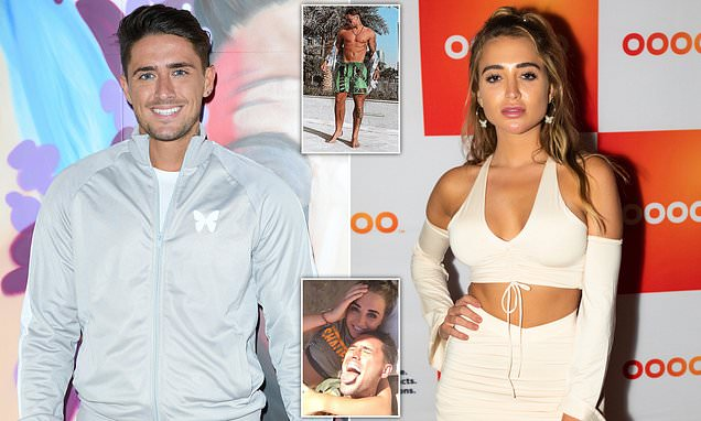 Stephen Bear arrested at Heathrow airport after Georgia Harrison claimed he made a sex tape of her