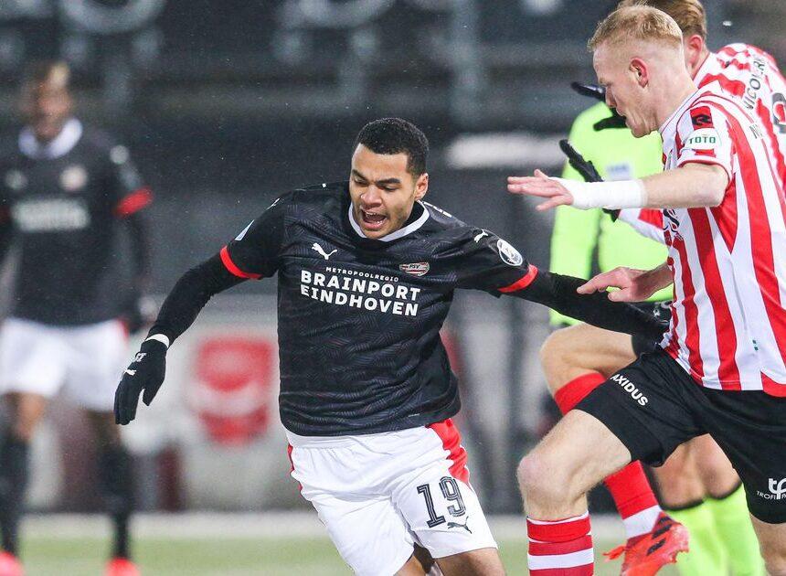 Live Eredivisie: PSV maakt gelijk tegen Sparta
