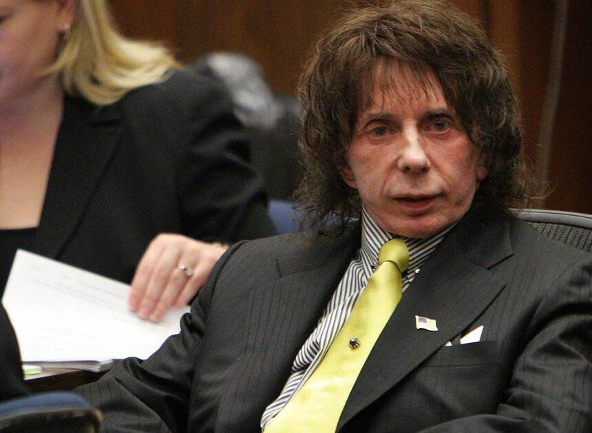Phil Spector, famed music producer and convicted murderer, dies at 81