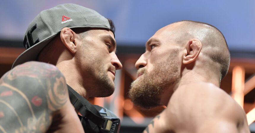 UFC 257 Results: Poirier vs. McGregor 2