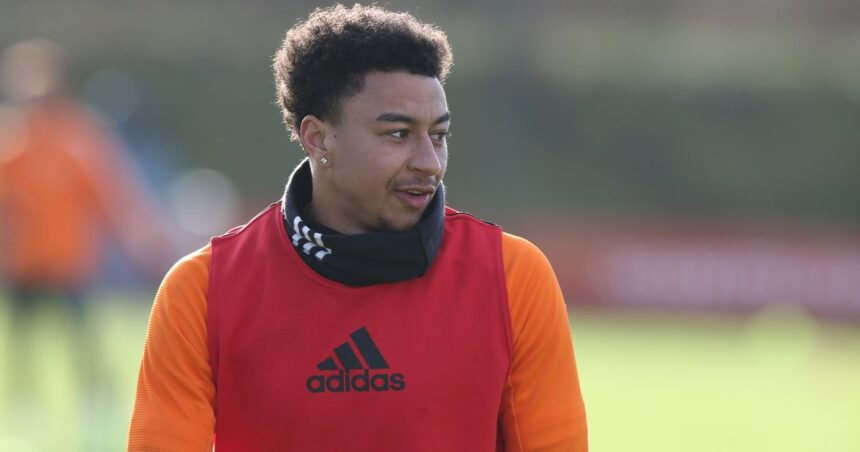 West Ham agree to sign Jesse Lingard on loan from Manchester United