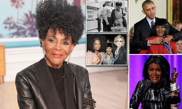 Cicely Tyson, groundbreaking award-winning actress, dead at 96