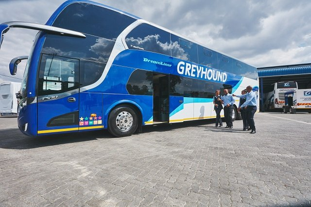 Greyhound closes operations in South Africa after 37 years