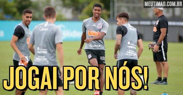 Mancini surpreende e confirma Corinthians com duas alterações para enfrentar Ceará; veja escalação