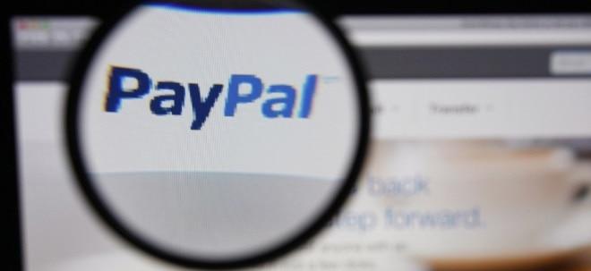 """Zahlen veröffentlicht: PayPal-Aktie springt an: PayPal beendet 2020 als """"Rekordjahr"""""""