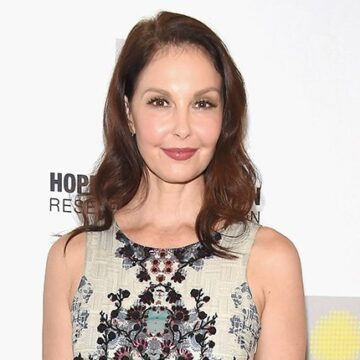 Ashley Judd hospitalised in South Africa after breaking her leg in Congo