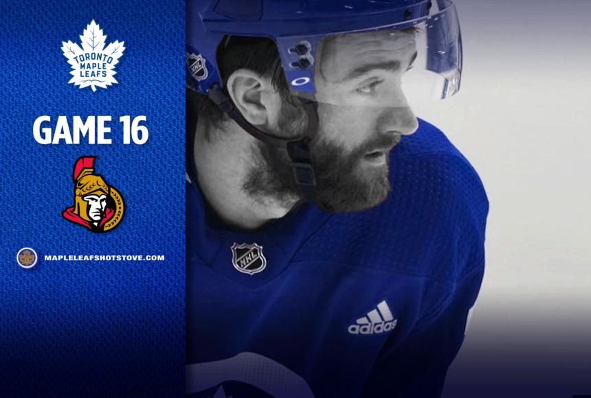 Toronto Maple Leafs vs. Ottawa Senators