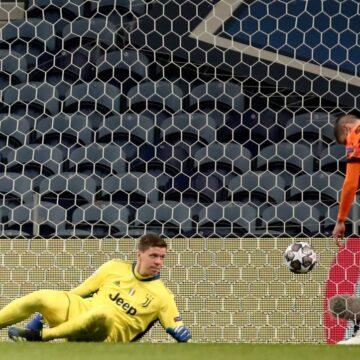 Juventus verliert gegen Porto im Achtelfinal-Hinspiel: Schock nach 61 Sekunden