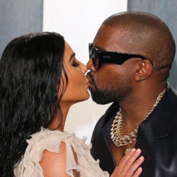 Kim Kardashian vraagt officieel echtscheiding van Kanye West aan