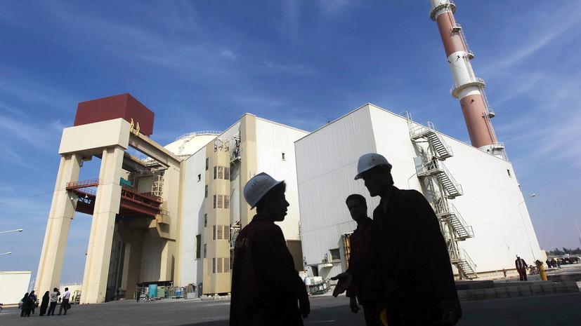 «Обострение не в интересах США»: каковы шансы на сохранение ядерной сделки по Ирану