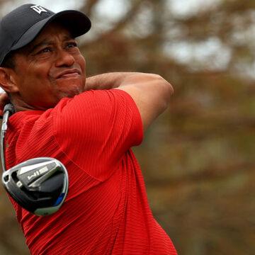 Врач сообщил о состоянии попавшего в ДТП гольфиста Тайгера Вудса