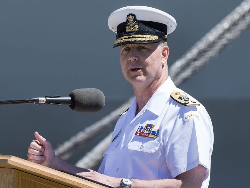 Admiral Art McDonald steps aside as Defence Chief as military police launch investigation