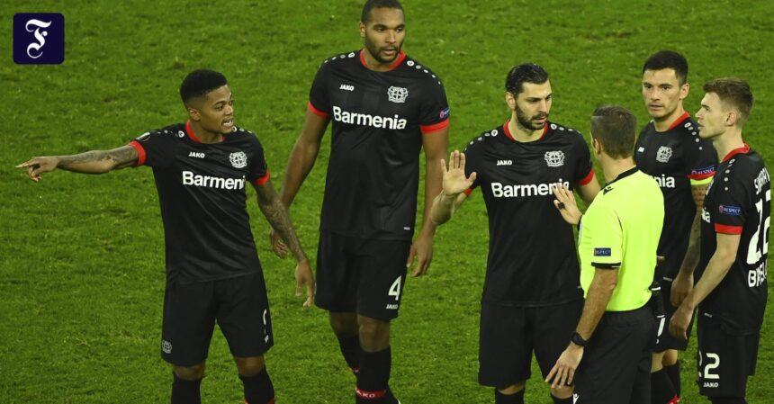 Leverkusen macht das deutsche Debakel perfekt