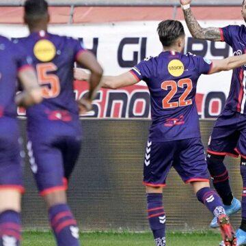 Stuntend FC Emmen doet uitstekende zaken in strijd tegen degradatie