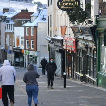 Budget 2021: £5bn fund to help High Street recover from Covid
