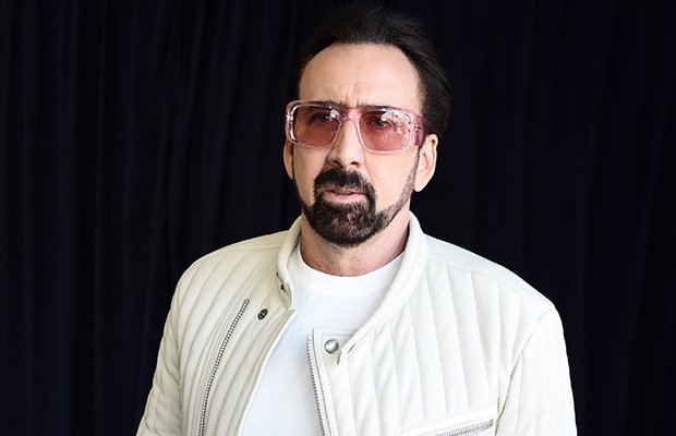 Nicolas Cage ties the knot for the fifth time