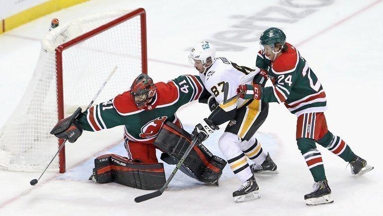 НХЛ, регулярный чемпионат: результаты матчей 21 и 22 марта