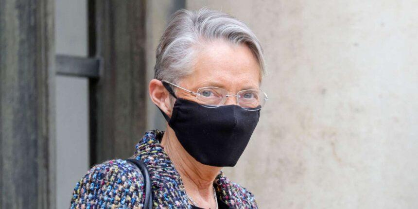 La ministre du travail, Elisabeth Borne, atteinte du Covid-19 et hospitalisée