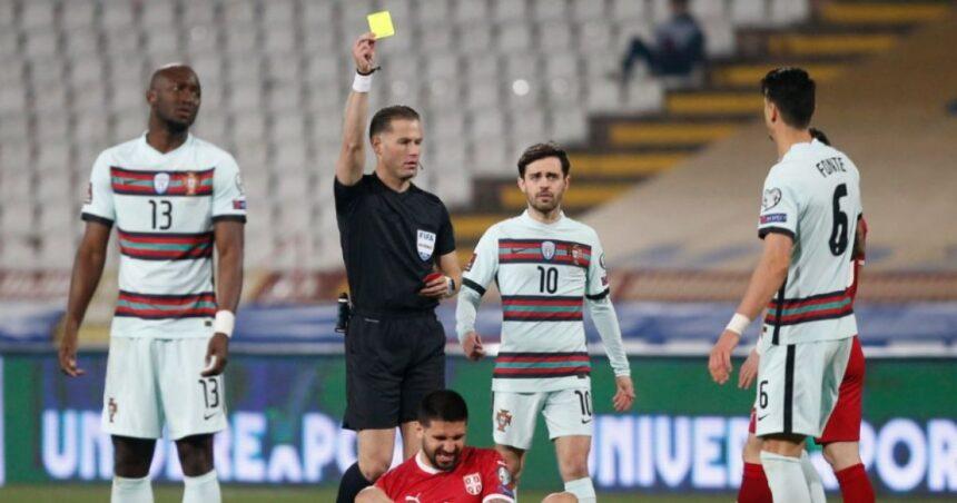 Portugal goal door de neus geboord: 'Makkelie verontschuldigde zich, respect voor'