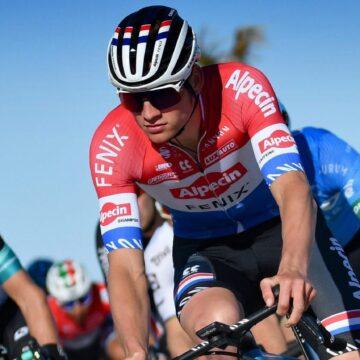 """Geen Amstel Gold Race voor Van der Poel: """"De riem gaat er even af"""""""