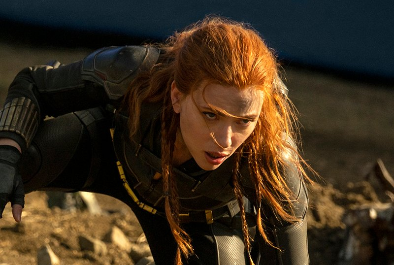Black Widow is Done Running From Her Past in New Trailer!