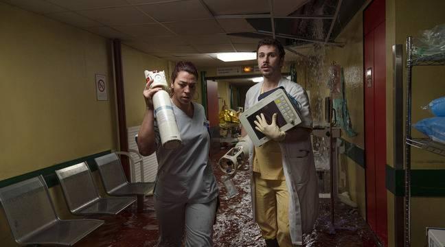 « Hippocrate » : La saison 2 dresse le portrait d'un « hôpital qui coule »