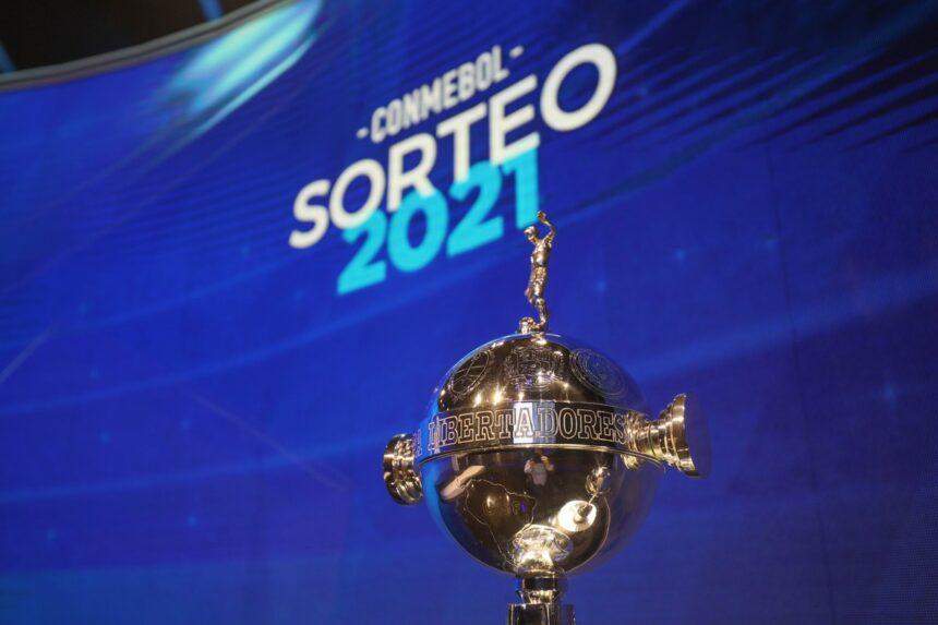 Libertadores 2021: veja os grupos dos brasileiros após o sorteio