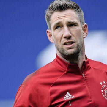 Maarten Stekelenburg keert tegen AS Roma terug onder lat bij Ajax