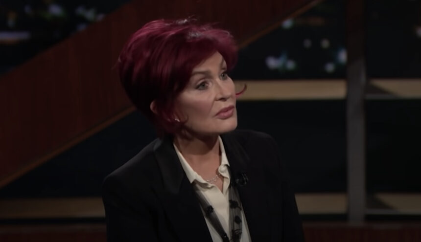 Sharon Osbourne Tells Bill Maher of 'The Talk' Exit: 'I'm Angry, I'm Hurt'
