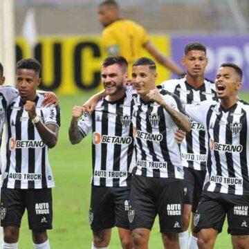 Antes da Libertadores, Atlético sofre, mas vence Boa e garante liderança