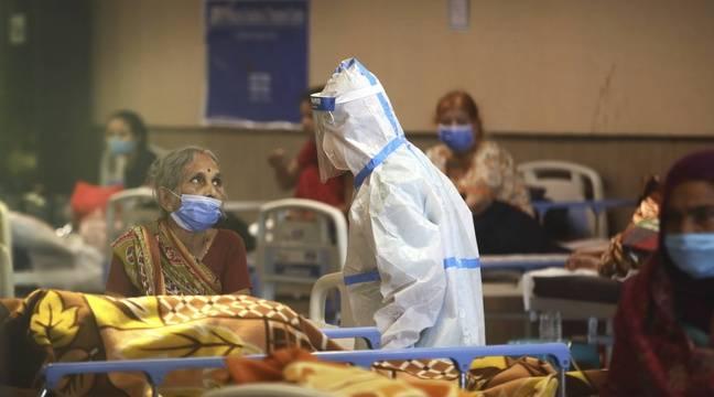 Coronavirus : Le variant indien doit être « surveillé », mais ne doit pas être une source d'angoisse