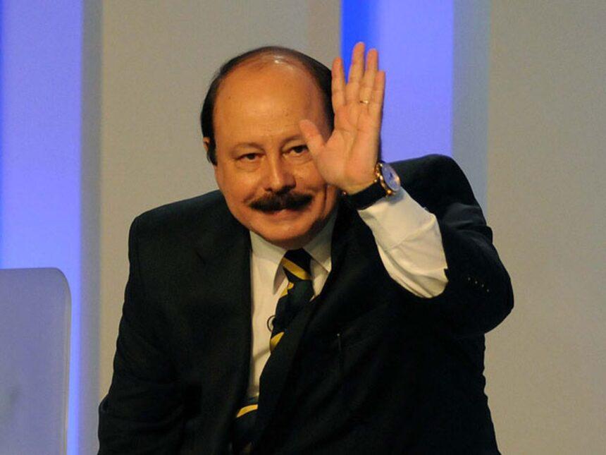 Levy Fidelix, presidente do PRTB, morre em SP aos 69 anos