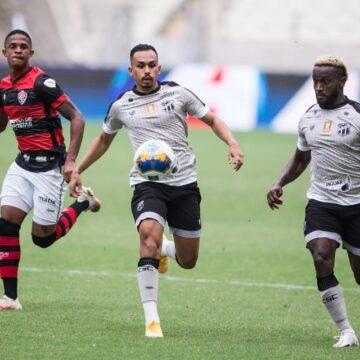 Atuações: eliminado do Nordestão pelo Ceará, Vitória tem Vico e David em tarde ruim no Castelão