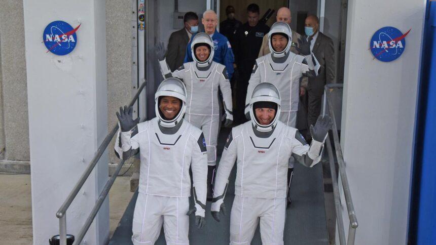 SpaceX-astronauten zijn veilig aangekomen in de Golf van Mexico