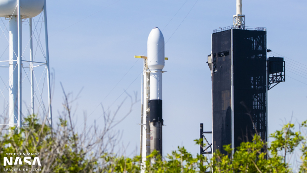 SpaceX resumes parallel pad operations with Starlink v1.0 L25 mission