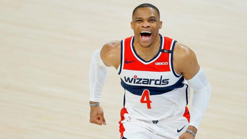 Russell Westbrook ties Oscar Robertson for most triple-doubles in NBA history