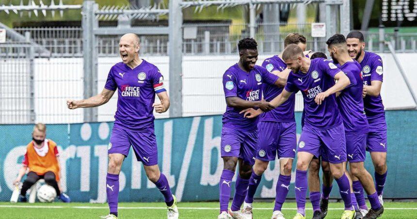Arjen Robben loodst FC Groningen met twee assists langs FC Emmen