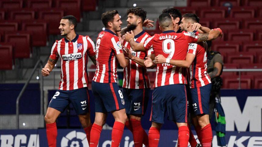 Atlético zet nieuwe stap naar titel, Juve herpakt zich na dreun tegen Milan