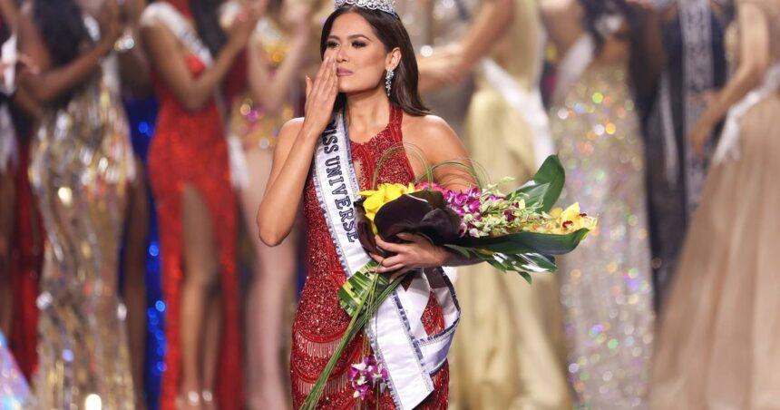 Miss Universe 2021: 26-jährige Mexikanerin gewinnt die Wahl