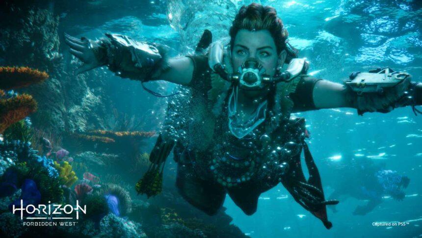 """""""Horizon Forbidden West"""": Sony zeigt spektakuläres Gameplay zum PS5-Highlight!"""