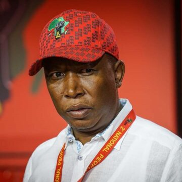 Do not politick with land, Malema warns Ramaphosa as he cranks up pressure on ANC over amendment