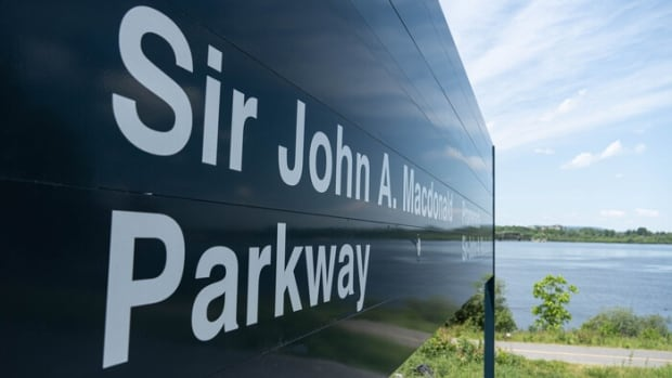 Here's what's named after Sir John A. Macdonald in Ottawa