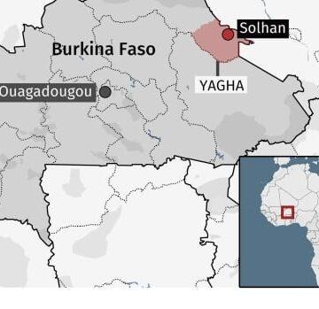 More than 100 civilians killed in attack on Burkina Faso village