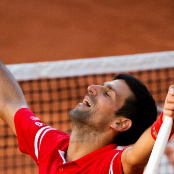 Novak Djokovic Wins the French Open