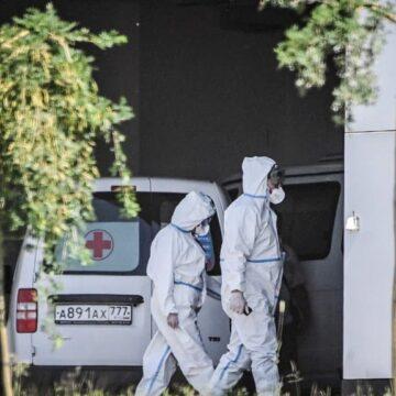 Covid-19: nouveau record de contaminations à Moscou, la capitale russe en proie au variant Delta