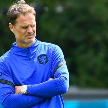 De Boer noemt bedreigingen richting opgestapte NAC-trainer Steijn triest