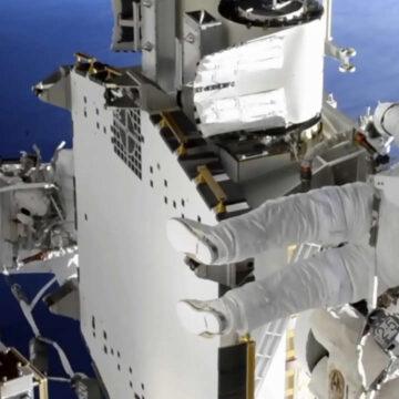 Nouvelle sortie réussie dans l'espace pour Thomas Pesquet