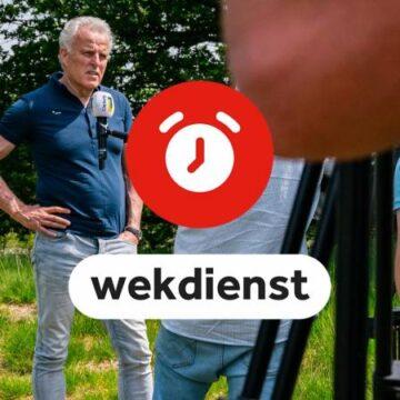 Wekdienst 23/6: Janssen-vaccin voor wie dat wil • Persconferentie over vermiste Tanja Groen